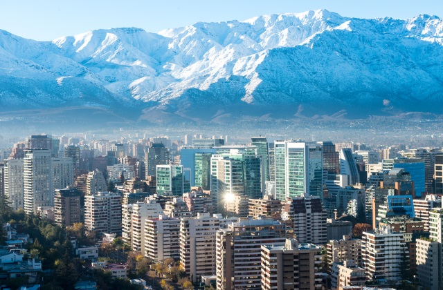 Cheap Flights To Santiago De Chile Chile Return Flights
